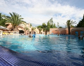 camping piscine barcares